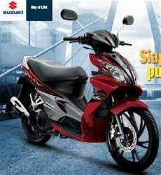 Modifikasi Skywave by Review Suzuki Skywave 125cc Blognya Nass
