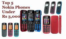 top 5 best selling nokia feature phones rs 3 000 price tag gizbot gizbot