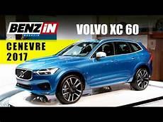 Yeni Volvo Xc60 2017 Cenevre Otomobil Fuarı