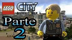 Lego City Undercover Malvorlagen Let S Play Lego City Undercover Parte 2