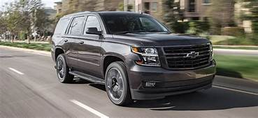 2020 Chevrolet Tahoe Redesign Concept Rst Changes