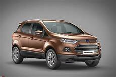 Ford Ecosport Facelift Launched At Rs 6 79 Lakh Team Bhp