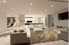 grosses wohnzimmer guide to recessed lighting spacing doityourself
