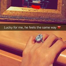 when lillyghalichi s snapchat makes you die from diamond envy adore ring loveeeeeee