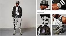 look homme printemps 2015 look pour homme black streetwear