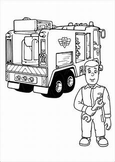 Ausmalbilder Feuerwehrmann Sam Jupiter Ausmalbilder Feuerwehrmann Sam Jupiter