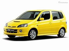 Daihatsu YRV I Facelift 13 AT 90 HP Specifications And