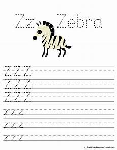letter z handwriting worksheets 24265 lower letter z writing practice woo jr activities