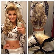why can t my hair do this cheer hair cheer makeup