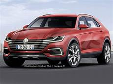 new 2019 volkswagen r new concept 2019 vw tiguan coupe r release date future pictures