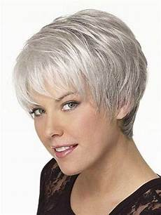 15 photo of short haircuts for women over 50