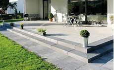 terrasse mit stufen ehl blockstufen produkte ehl ag