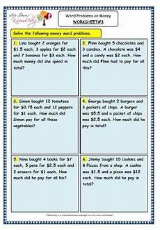 money worksheets grade 5 2158 grade 3 maths worksheets 10 5 word problems on money lets knowledge