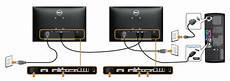 2 monitore miteinander verbinden how to configure u2415 monitor chaining on intel hd