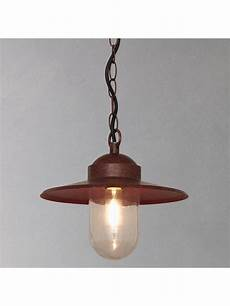 nordlux luxembourg outdoor pendant weathered finish