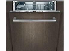 Siemens Einbau Geschirrspüler Preise - einbau geschirrsp 252 ler siemens sn65m037eu integriert ebay
