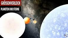 Malvorlagen Planeten Und Sterne Gr 246 Ssenvergleich Planeten Und Sterne