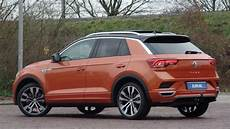 Volkswagen New T Roc R Line 2019 Energetic Orange R Line