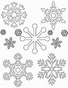 snowflakes tracing patterns coloring page snowflake