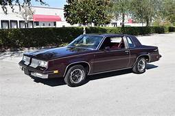 1986 Oldsmobile Cutlass  Orlando Classic Cars