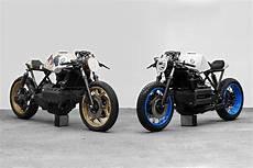 bmw motorrad ersatzteile here are two custom bmw k100 bikes from impuls