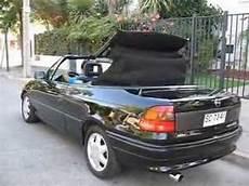 opel astra cabriolet convertible 1998