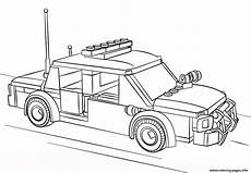 lego car city coloring pages printable