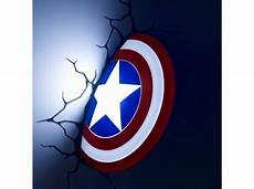 marvel 3d captain america shield wall light dealbuyer uk ltd