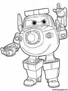 paul from the wings coloring pages