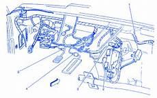 1998 gmc sonoma fuse box diagram gmc yukon denali 1998 left side electrical circuit wiring diagram 187 carfusebox