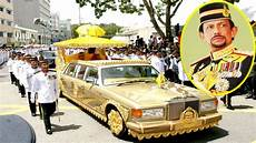 Sultan Of Brunai Car Collection sultan of brunei lifestyle and his 5 000 car collection