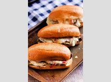 crock pot steak sandwiches_image
