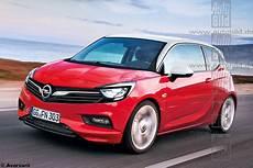 Opel Adam Ii 2018 Vorschau Auf Generation 2 Autobild De