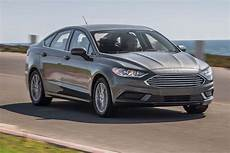 2017 ford fusion se 1 5 ecoboost test review