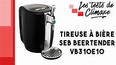 tireuse a biere test d une tireuse 224 bi 232 re seb beertender vb310e10 pour