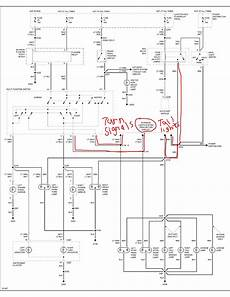 98 ford f 150 electrical diagram i a 98 f150 i parking lights at trailer connection i just replaced the whole trailer