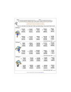 ks2 y5 formal written column addition subtraction activities and challenge worksheets by