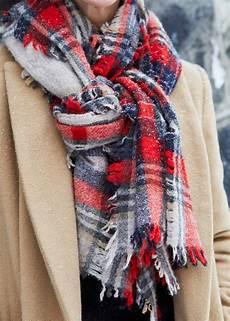 Winter Is Scarf Season Learn Three Ways To Tie A Scarf