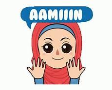 Gambar Kartun Ucapan Alhamdulillah Nusagates