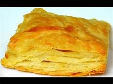 easy puffs recipe how to make puff pastry sheets at home youtube
