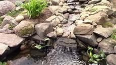 cascade d eau pour bassin jardin d eau avec cascade et bassin