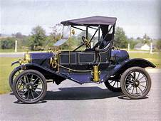 Model T  Ford Torpedo Runabout 1910 Old Classic