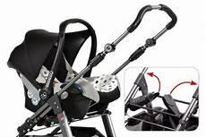 hartan adapter kinderwagen test 2019 2020