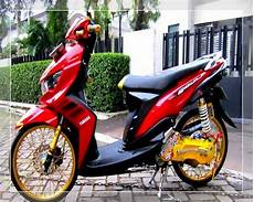 Mio Modif Simple by Foto Modifikasi Motor Mio Soul Gt J Sporty Road Race