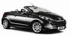Peugeot 207 Cc Bestseller Im Luxus Dress Auto
