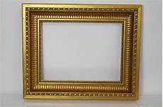 goldener bilderrahmen 58x48 cm goldener rahmen bilderrahmen prunkrahmen holz