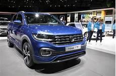 Prix Volkswagen T Cross Tarifs Gamme 233 Quipements