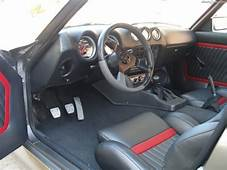 Leather 240z Dashboard  Things That Move Me Pinterest
