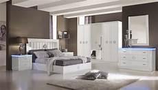 schlafzimmer holz weiß schlafzimmer set cristal 180 x 200cm in weiss modern