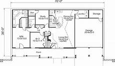 2 bedroom country house plans country house plan 2 bedrooms 2 bath 1480 sq ft plan